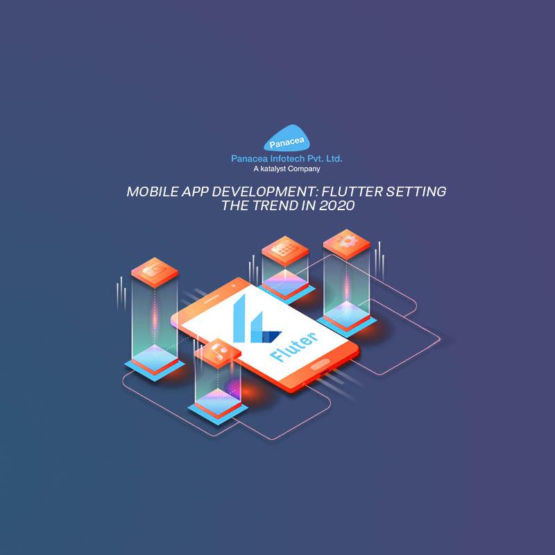 Mobile App Development Flutter Setting The Trend In 2020