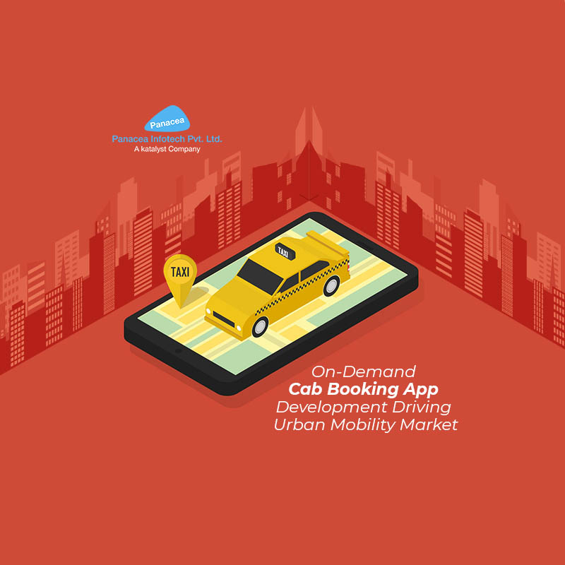 On-Demand Cab Booking App Development Driving Urban Mobility Market