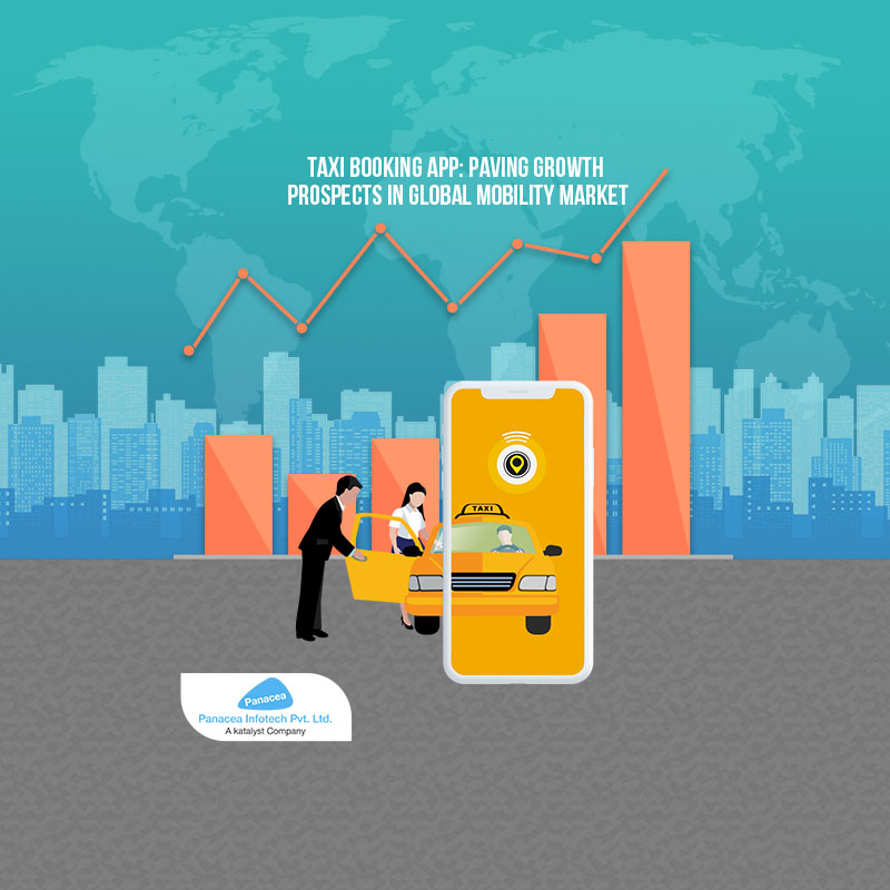 Taxi Booking App: Paving Growth Prospects in Global Mobility Market