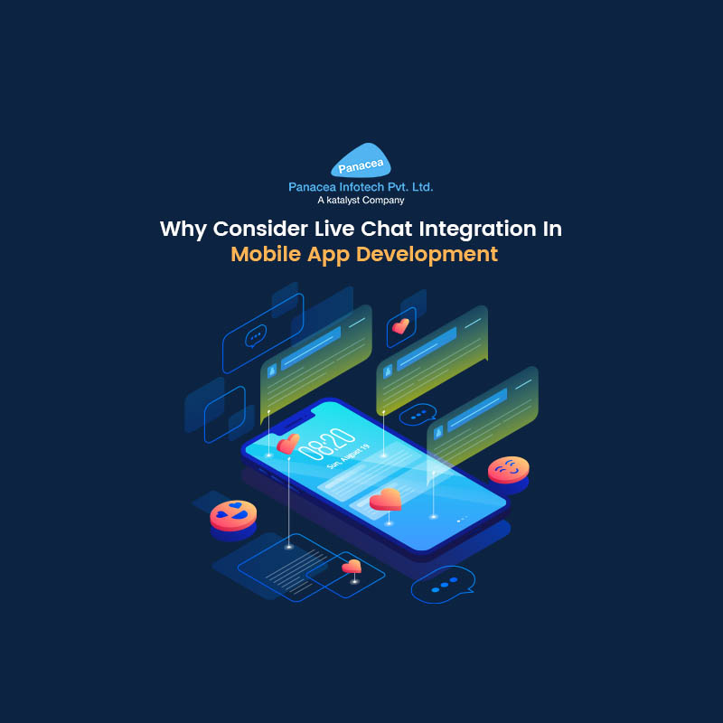 Why Consider Live Chat Integration In Mobile App Development