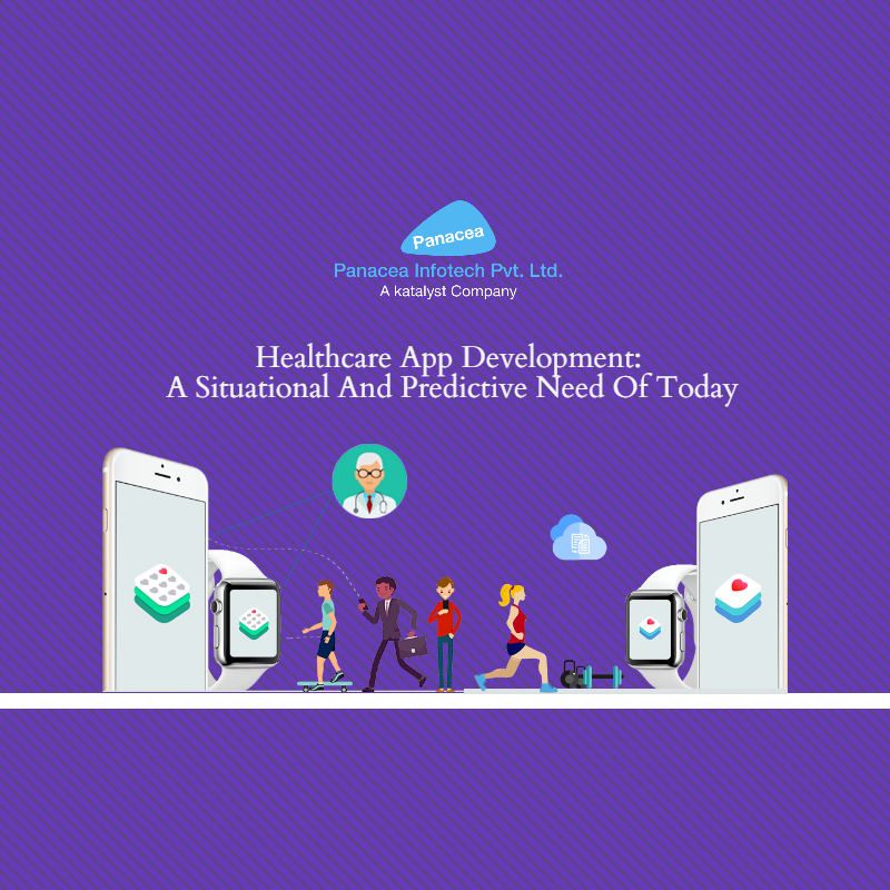 Healthcare App Development: A Situational And Predictive Need Of Today