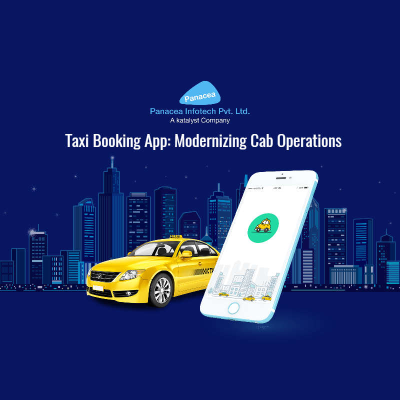 Taxi Booking App: Modernizing Cab Operations